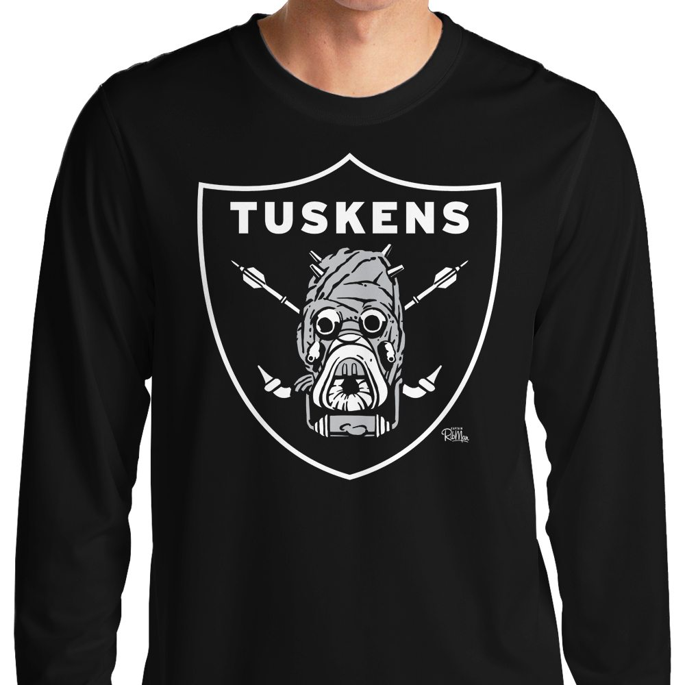 Raiders - Long Sleeve T-Shirt