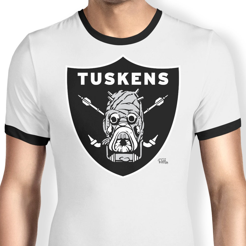 Raiders - Ringer T-Shirt