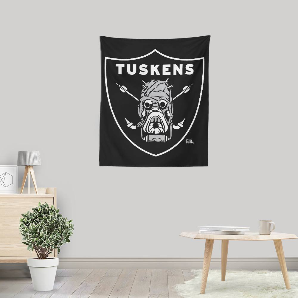 Raiders - Wall Tapestry