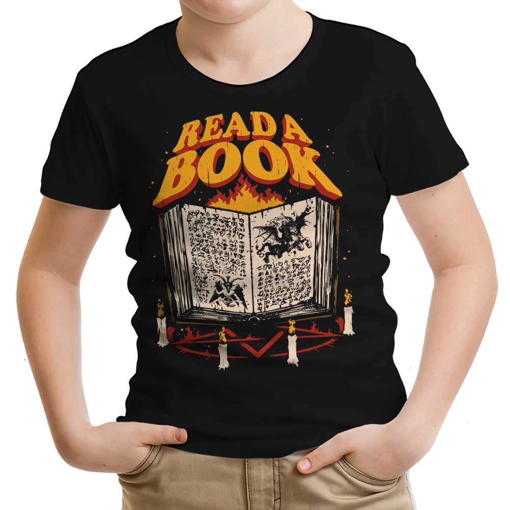 Read a Book - Youth Apparel