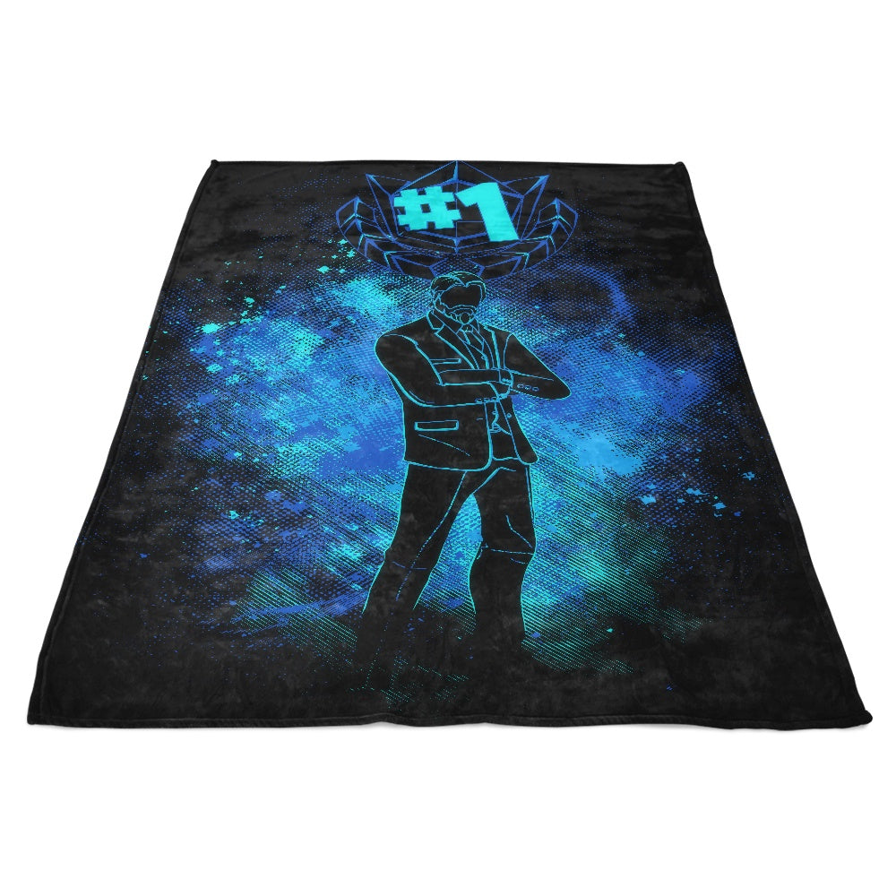 Reaper Art - Fleece Blanket