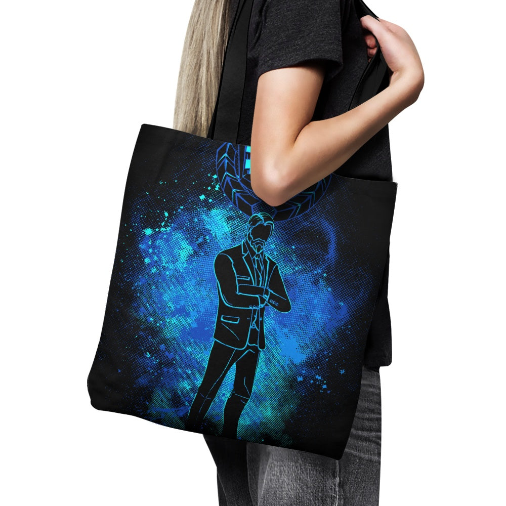 Reaper Art - Tote Bag