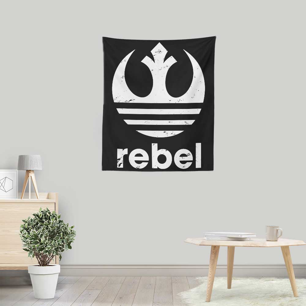 Rebel Classic (Alt) - Wall Tapestry