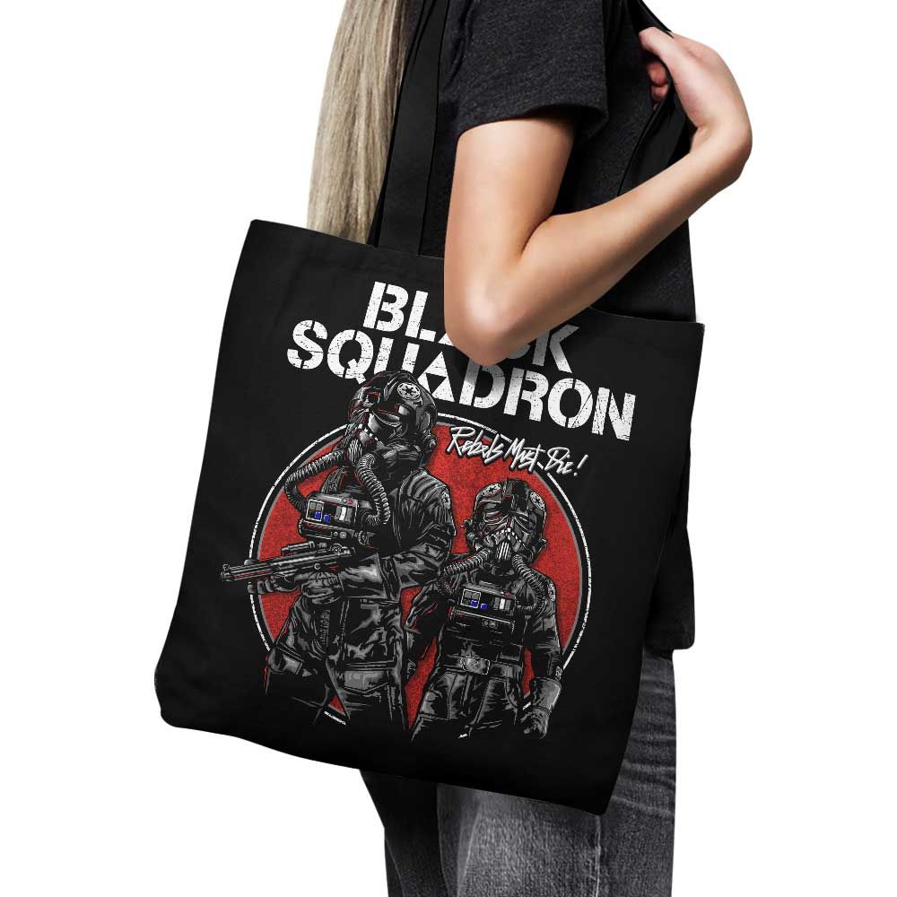 Rebels Must Die - Tote Bag