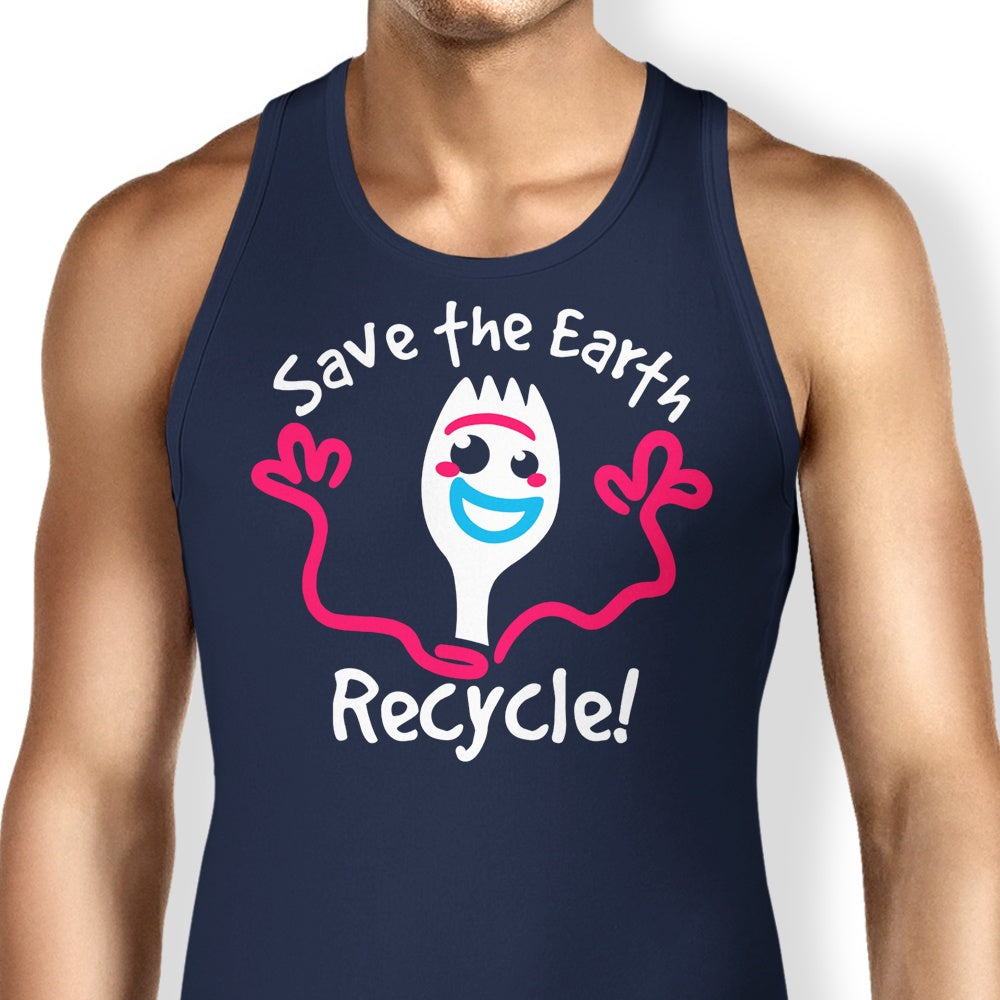Recycle - Tank Top