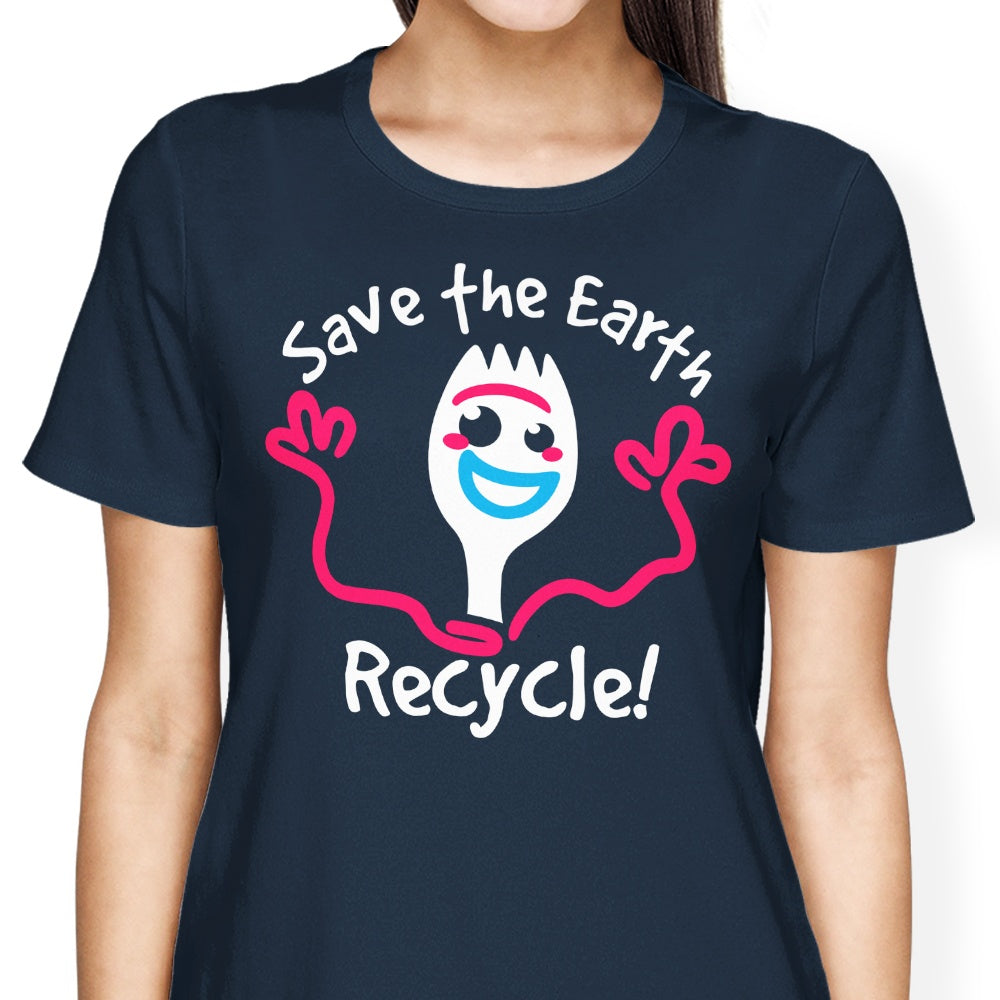 Recycle - Women's Apparel