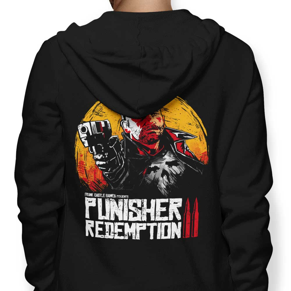Red Castle Redemption - Hoodie
