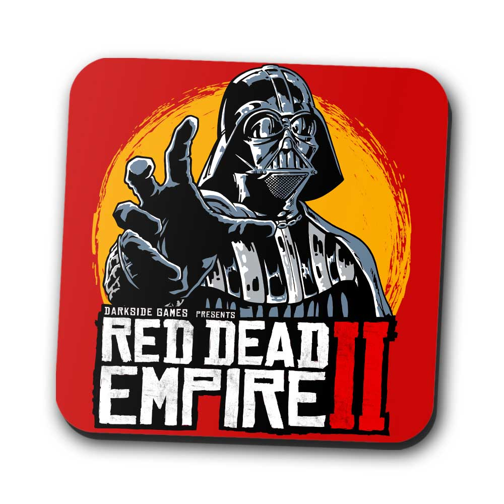 Red Dead Empire II - Coasters