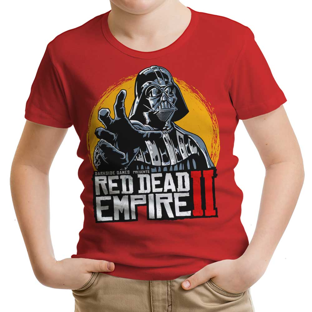 Red Dead Empire II - Youth Apparel