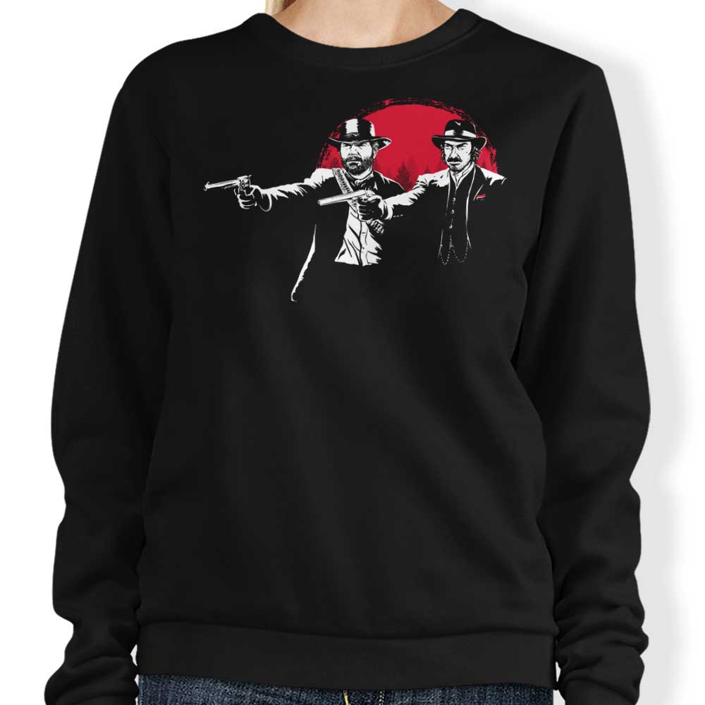 Red Dead Fiction - Sweatshirt