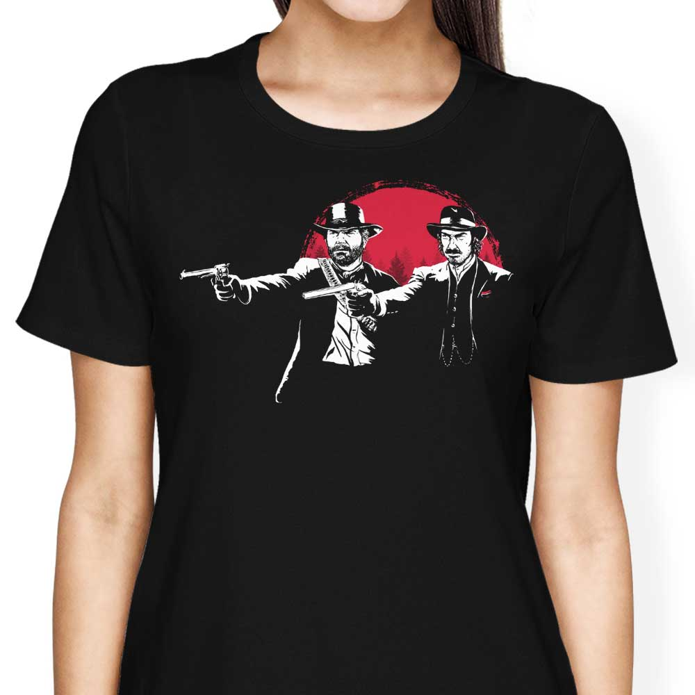 Red Dead Fiction - Women's Apparel