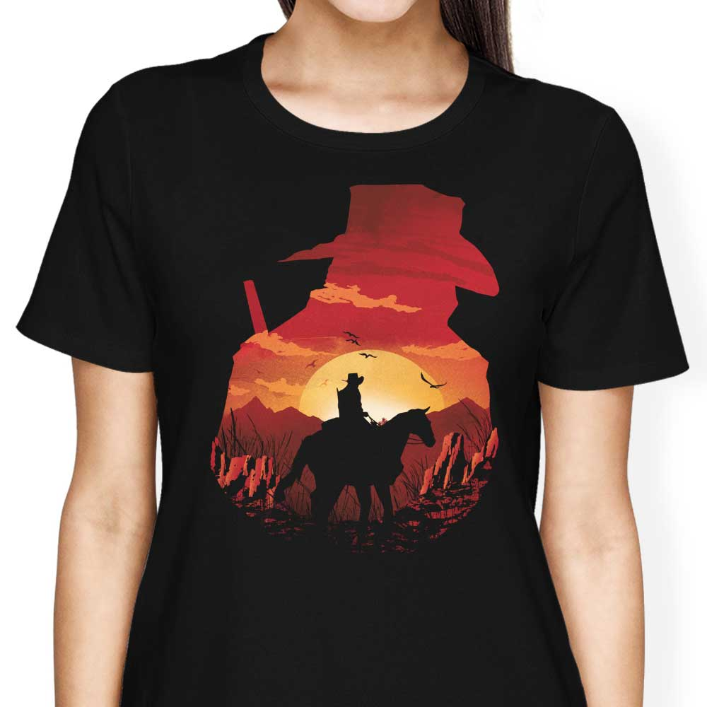 Red Dead Sunset - Women's Apparel