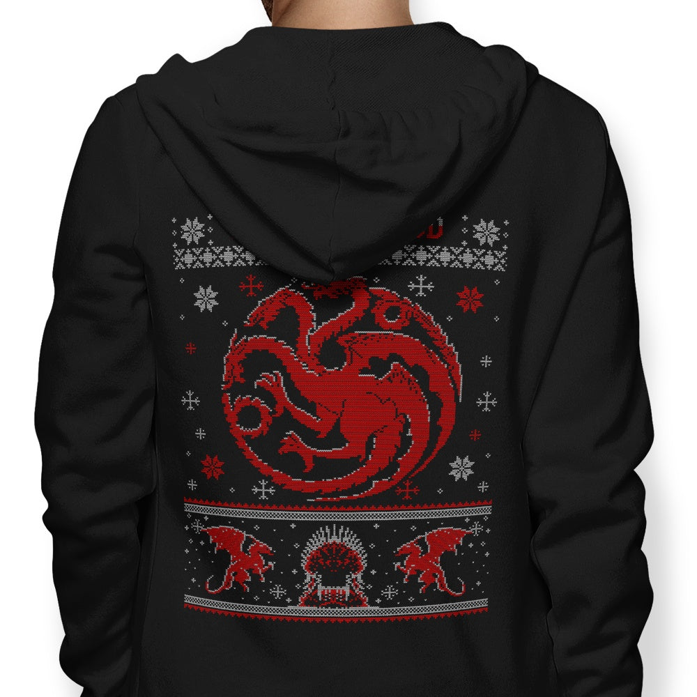 Red Dragon Sweater - Hoodie