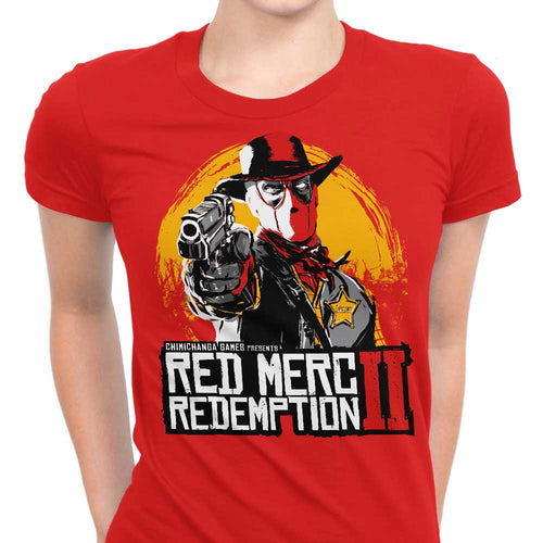 Red Merc Redemption II - Women's Apparel