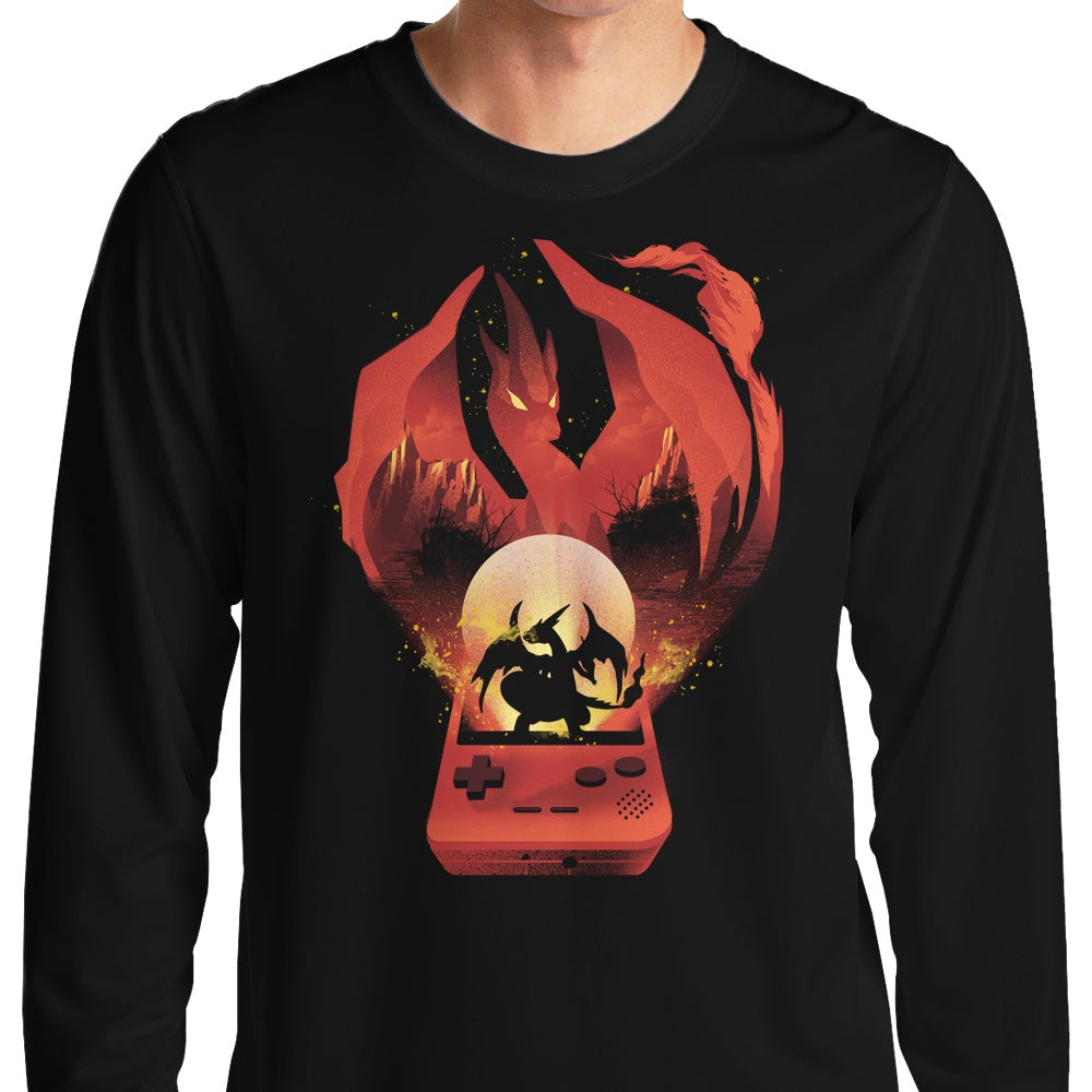Red Pocket Gaming - Long Sleeve T-Shirt