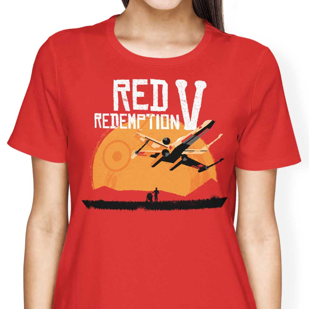 Red V Redemption - Women's Apparel
