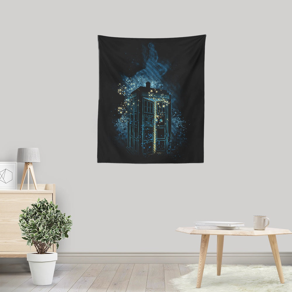 Regeneration is Coming - Wall Tapestry