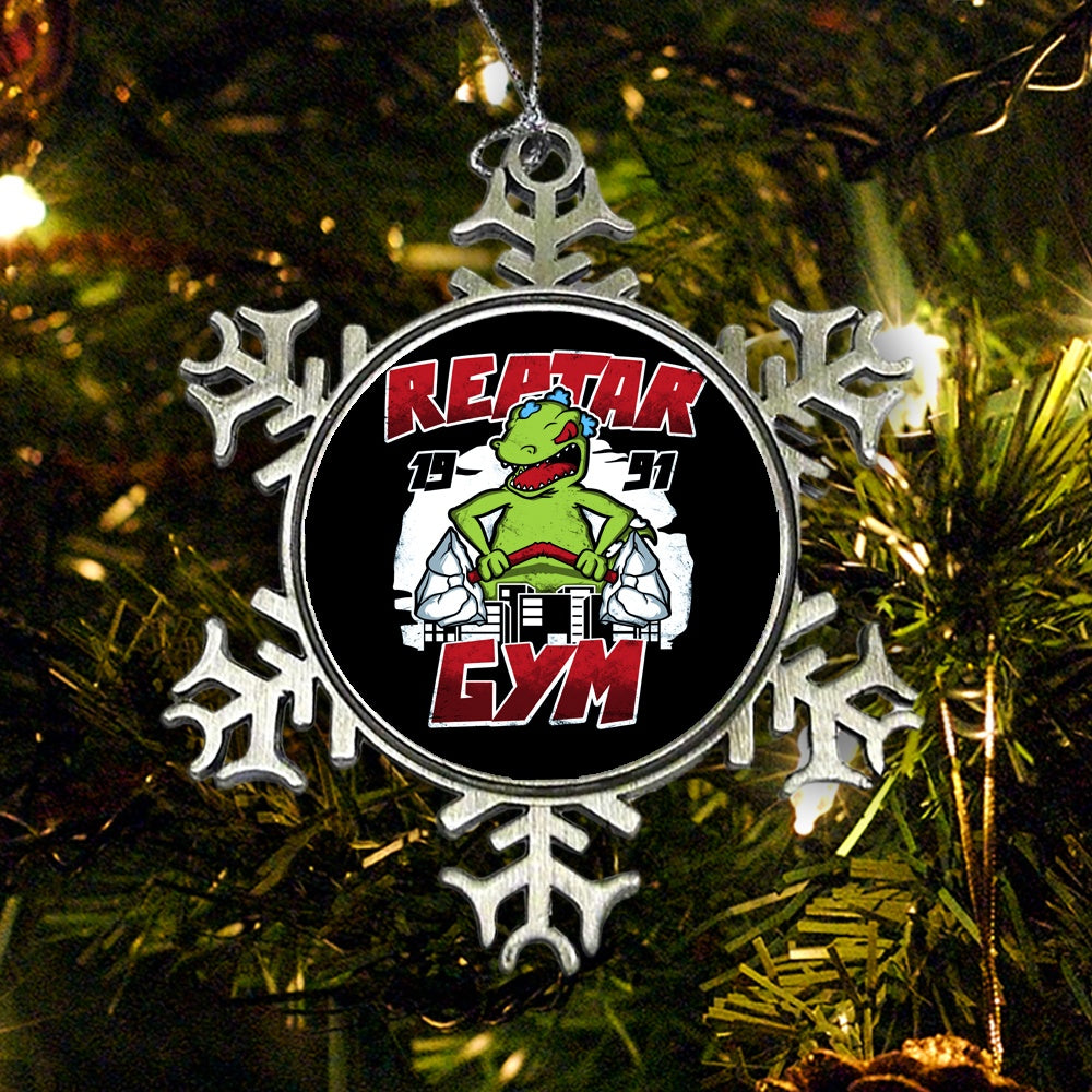 Reptar Gym - Ornament