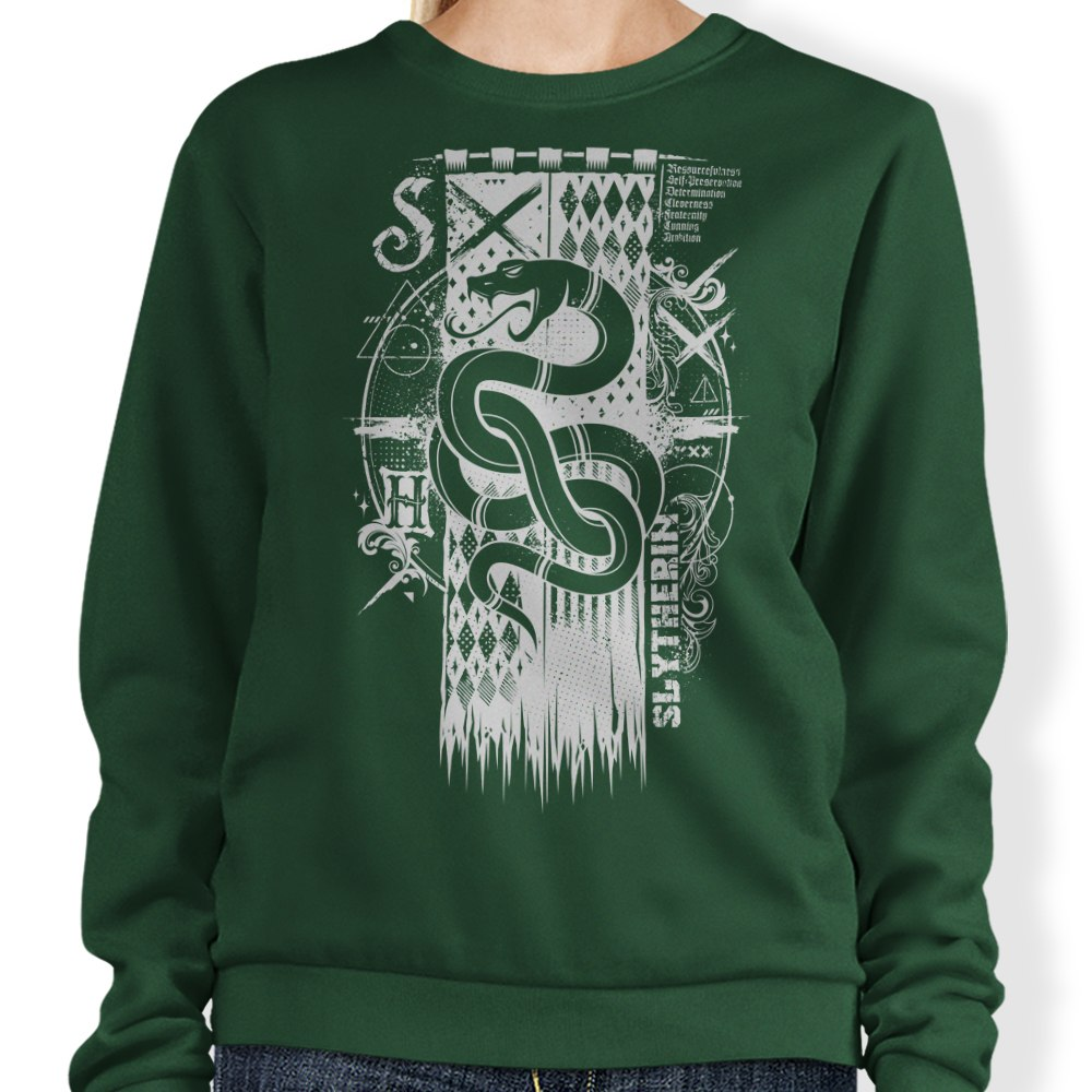 Resourceful, Cunning, and Ambitious - Sweatshirt