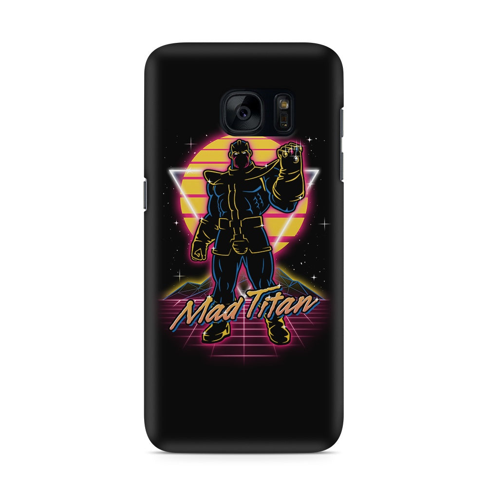 Retro Mad Titan - Galaxy S7 / Edge