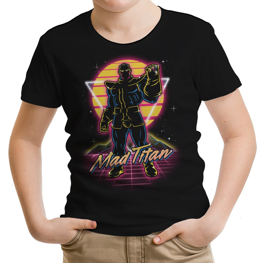 Retro Mad Titan - Youth Apparel
