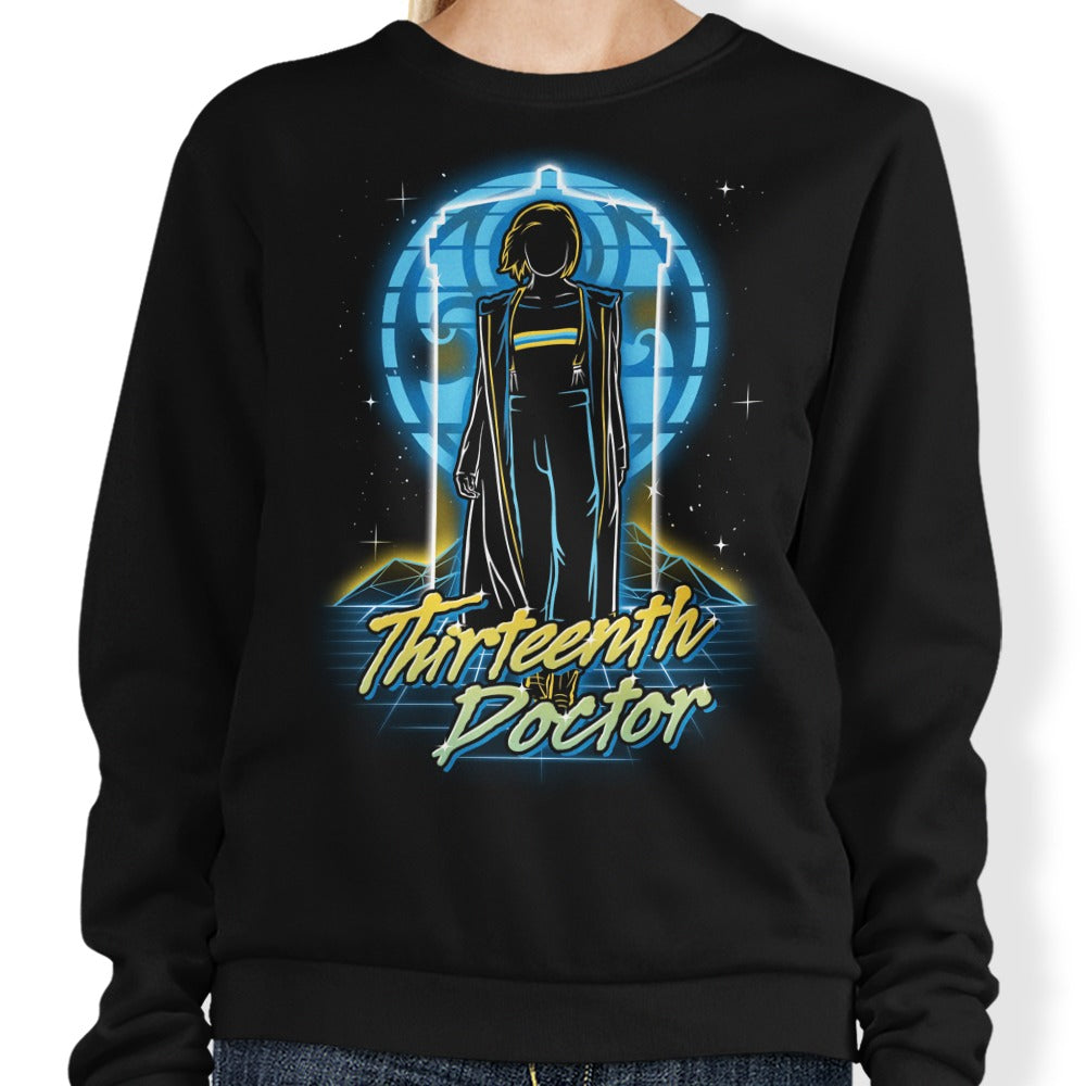 Retro Thirteen - Sweatshirt