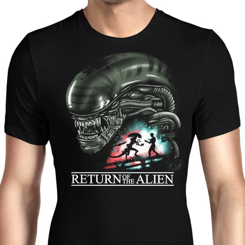 Return of the Alien - Men's Apparel