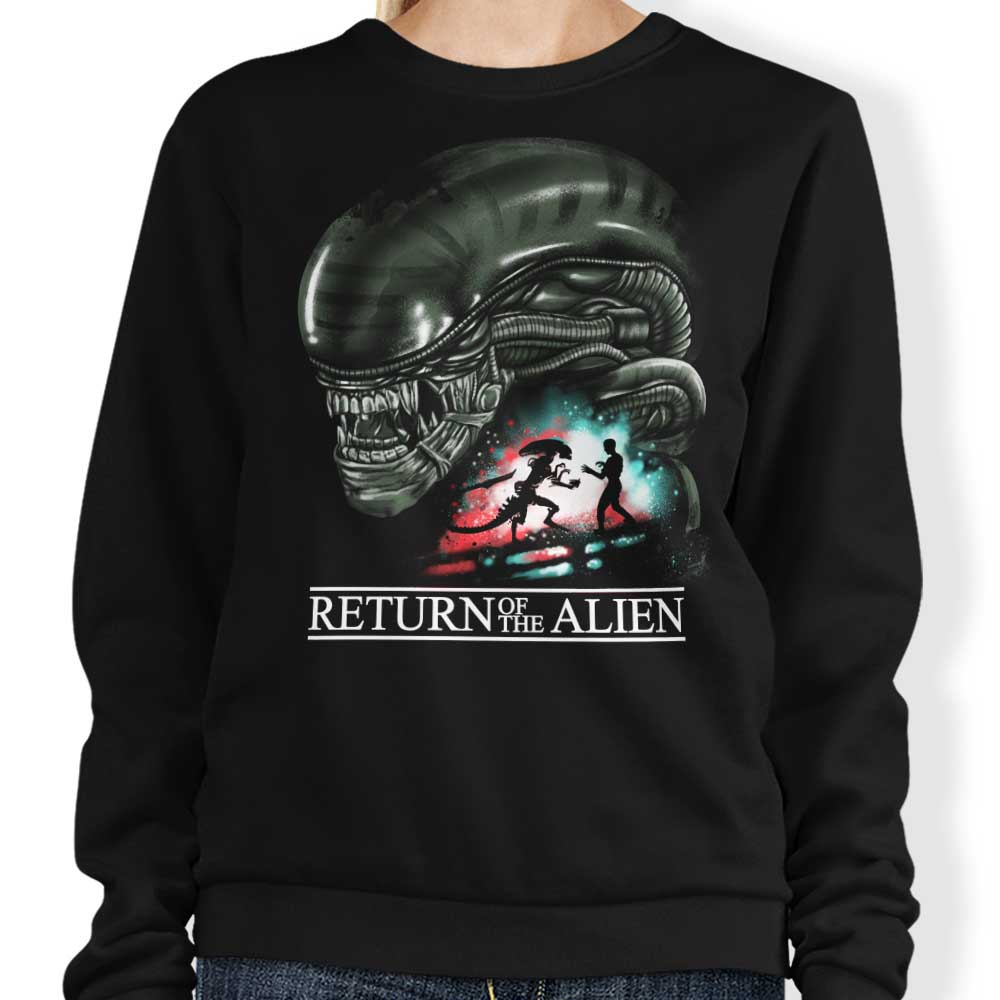 Return of the Alien - Sweatshirt