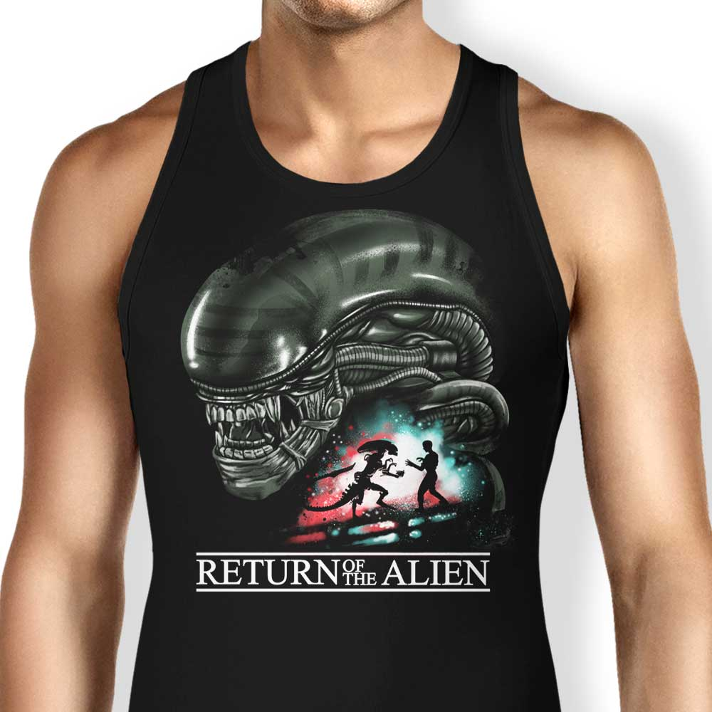 Return of the Alien - Tank Top