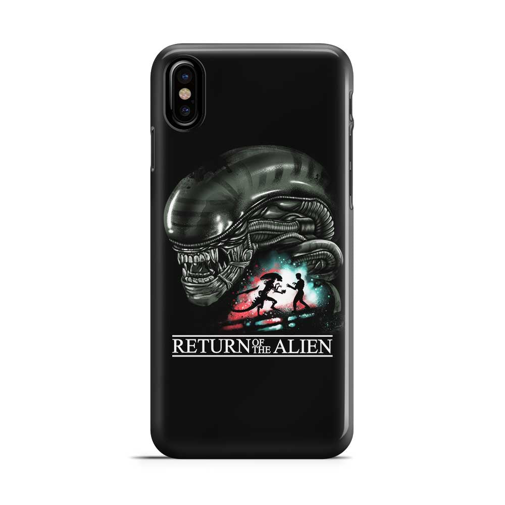 Return of the Alien - Phone Case