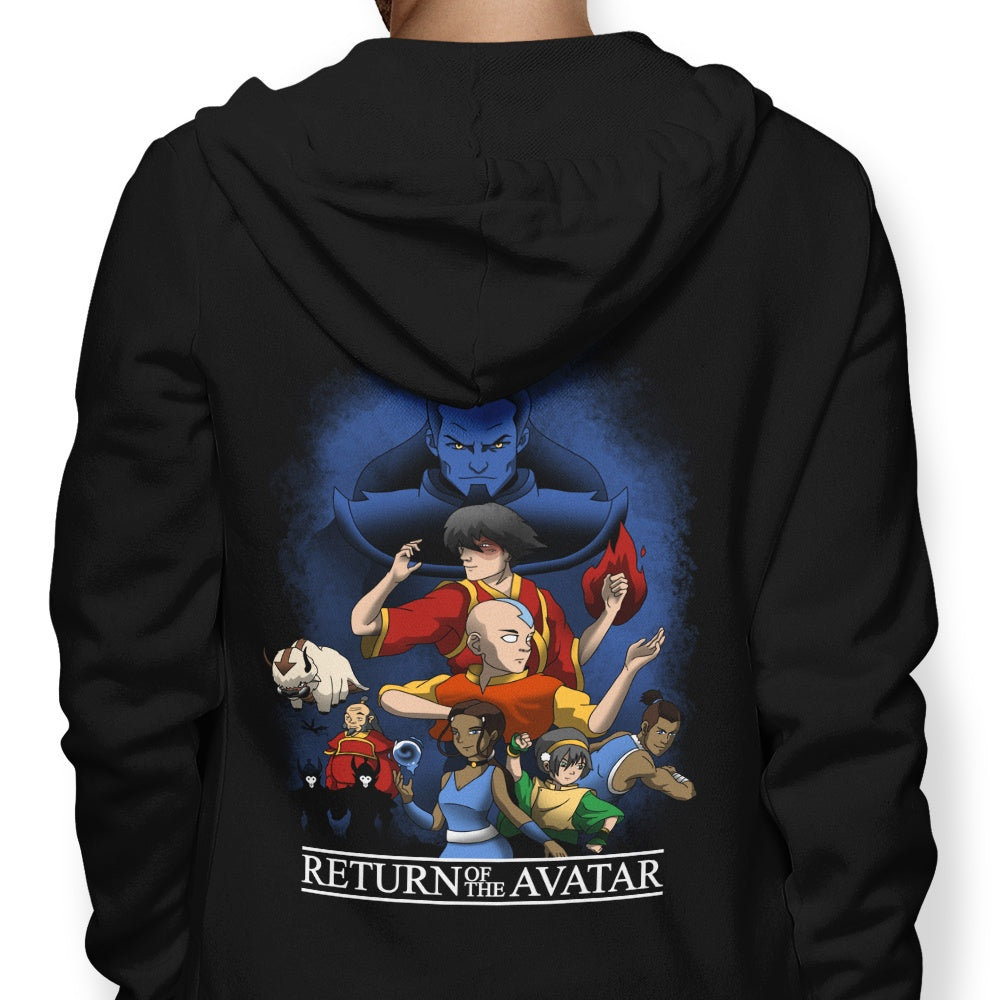 Return of the Avatar - Hoodie