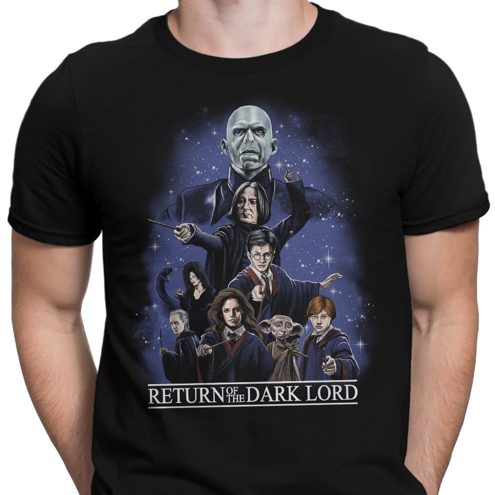 Return of the Dark Lord - Men's Apparel