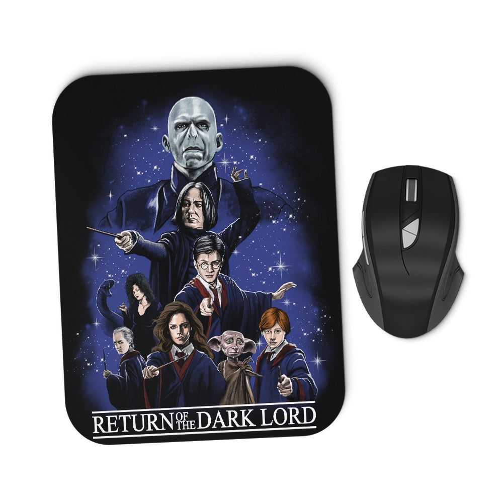 Return of the Dark Lord - Mousepad