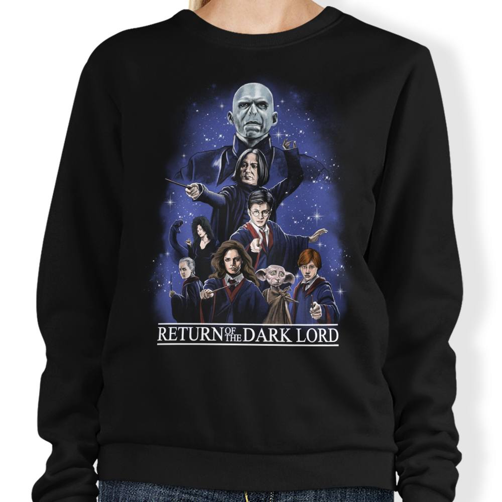 Return of the Dark Lord - Sweatshirt