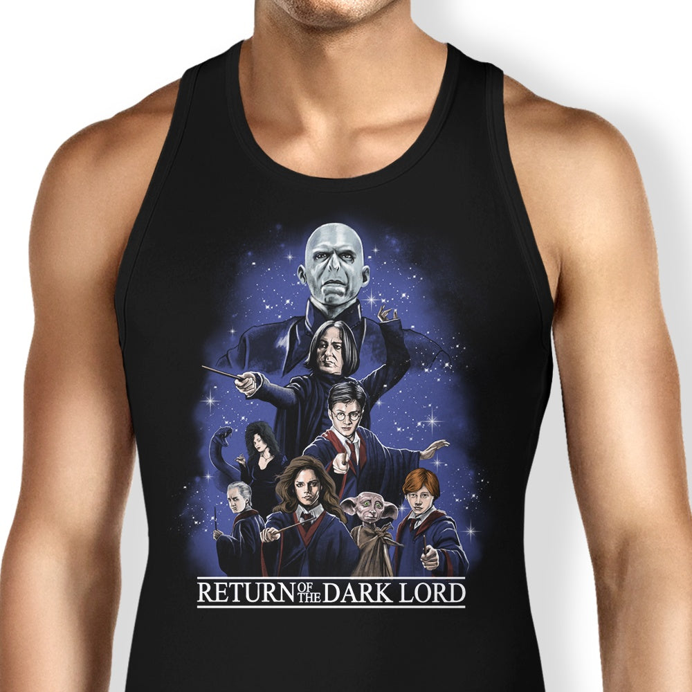 Return of the Dark Lord - Tank Top