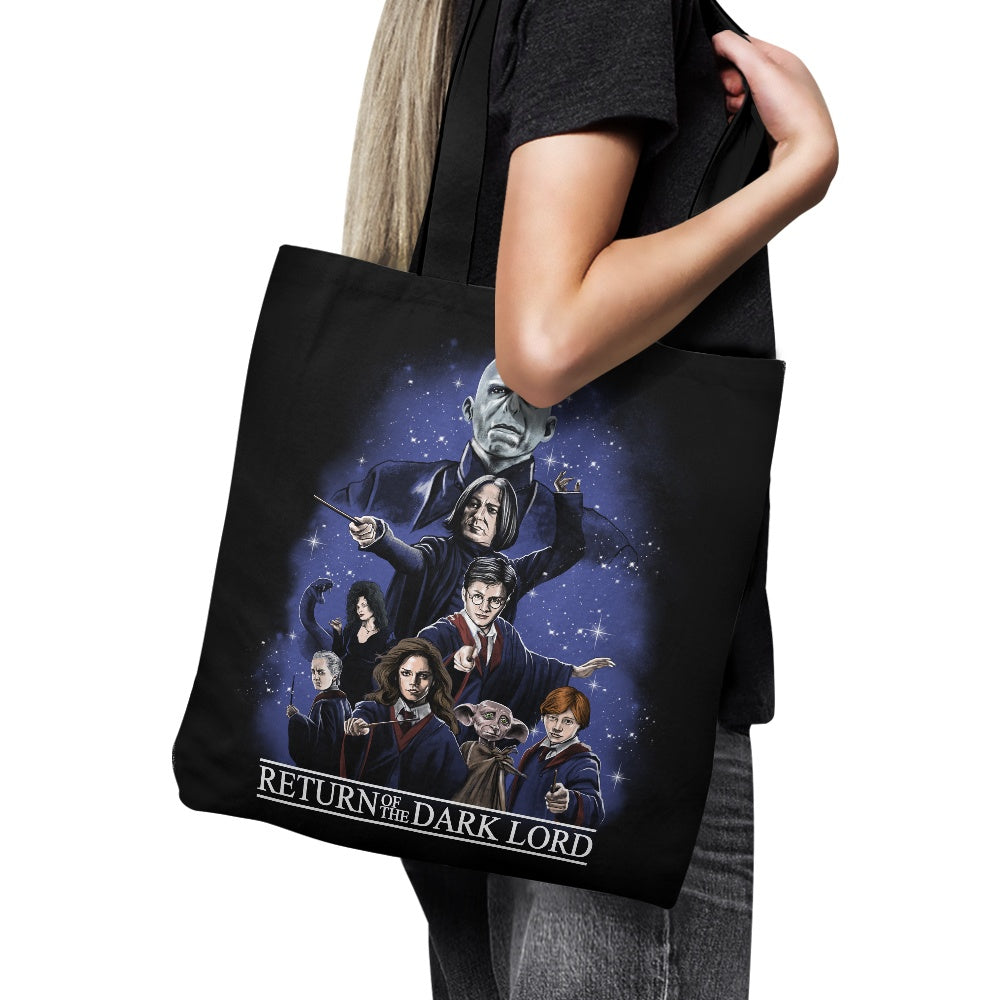 Return of the Dark Lord - Tote Bag