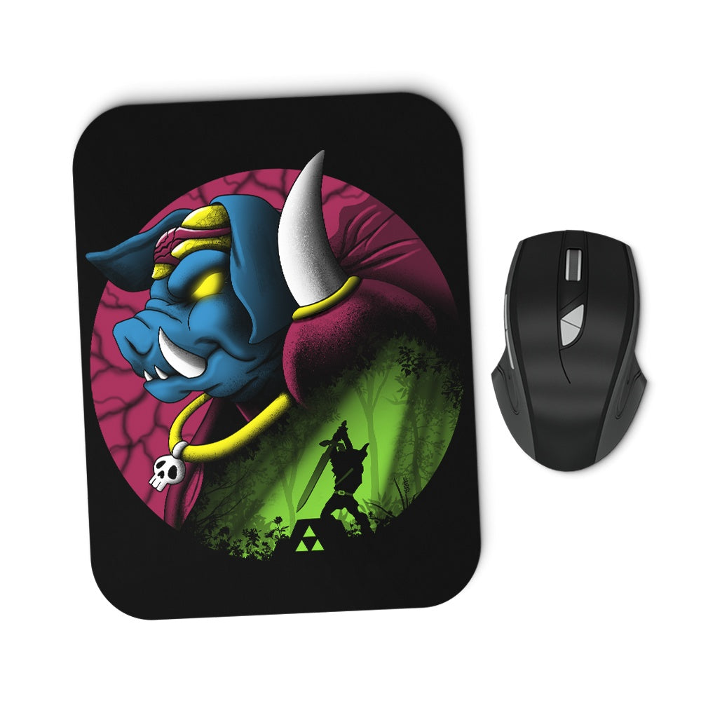 Return of the Dark Power - Mousepad