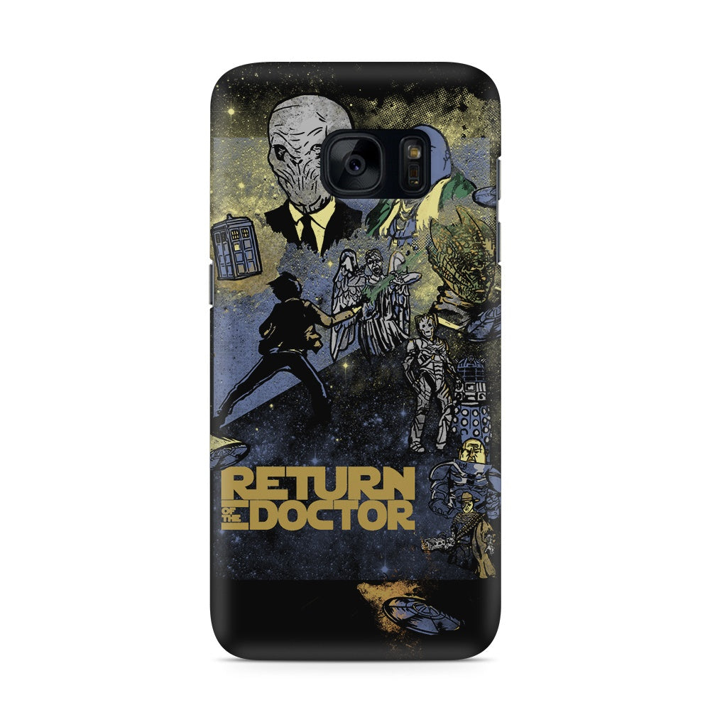 Return of the Doctor - Galaxy S7 / Edge