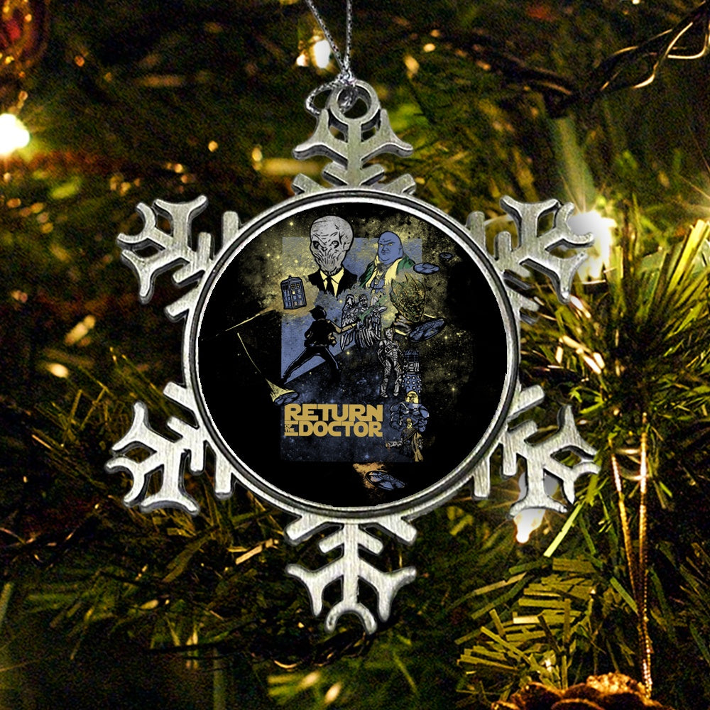 Return of the Doctor - Ornament