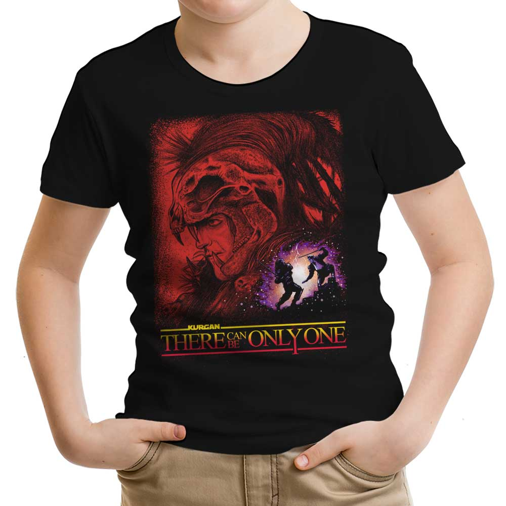 Revenge of Kurgan - Youth Apparel