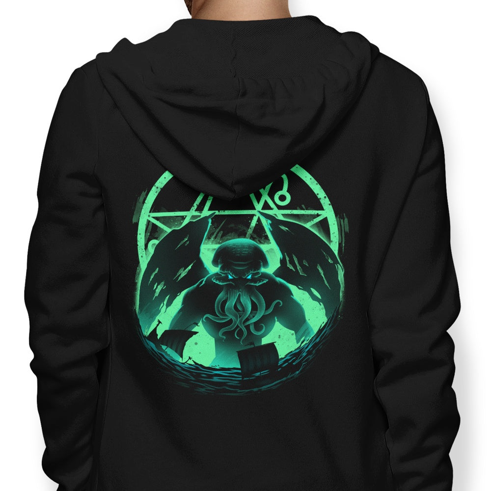 Rise of Cthulhu - Hoodie