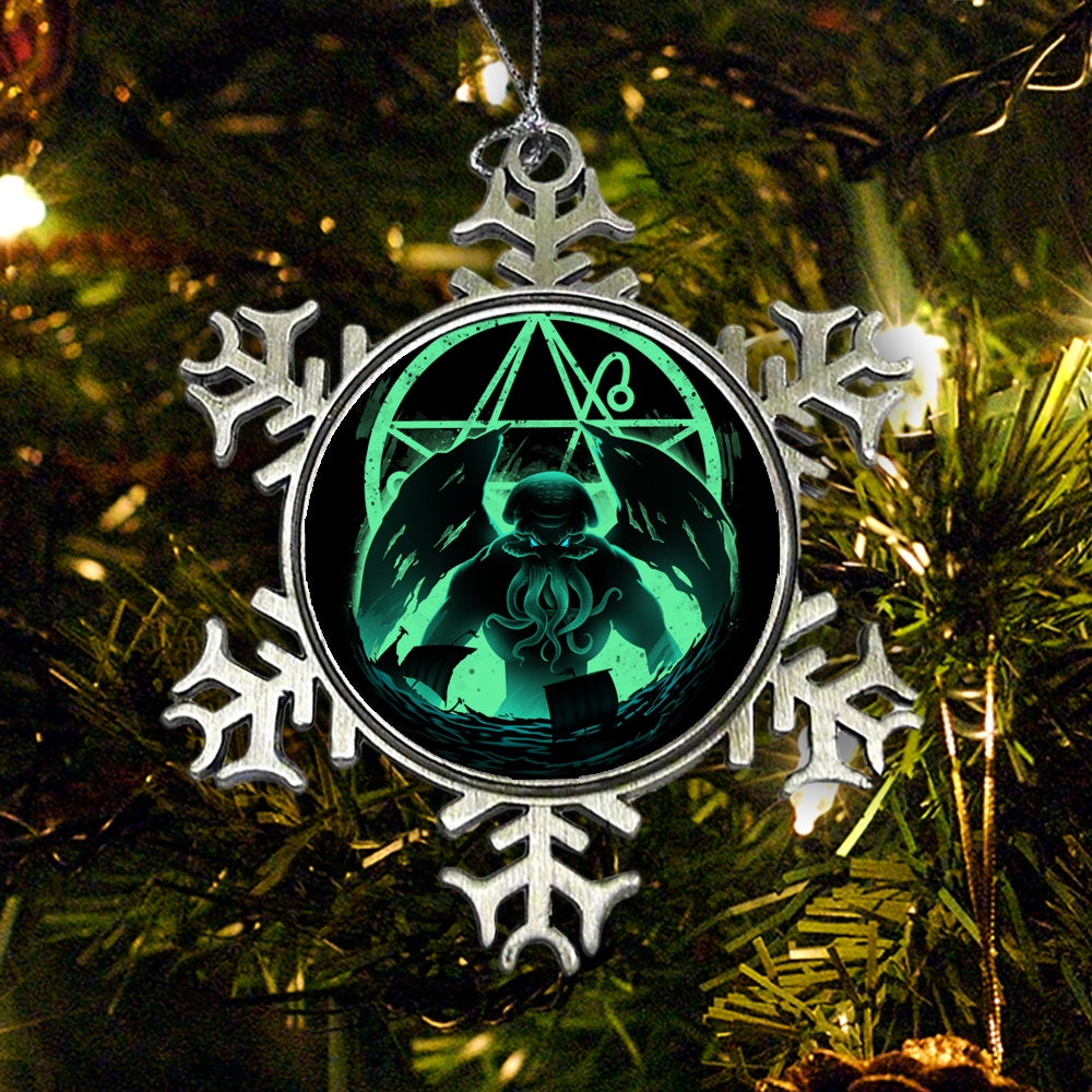 Rise of Cthulhu - Ornament