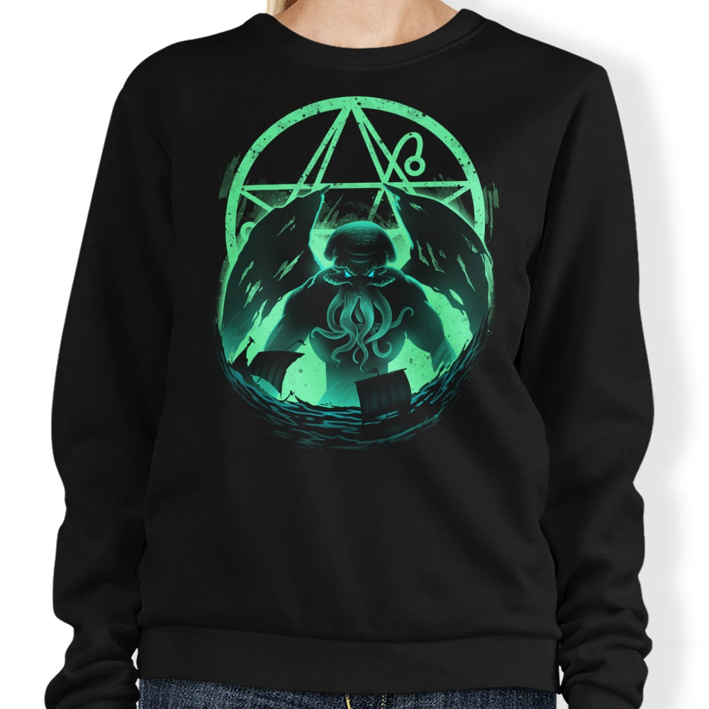 Rise of Cthulhu - Sweatshirt