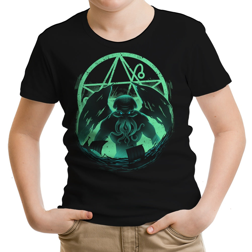 Rise of Cthulhu - Youth Apparel