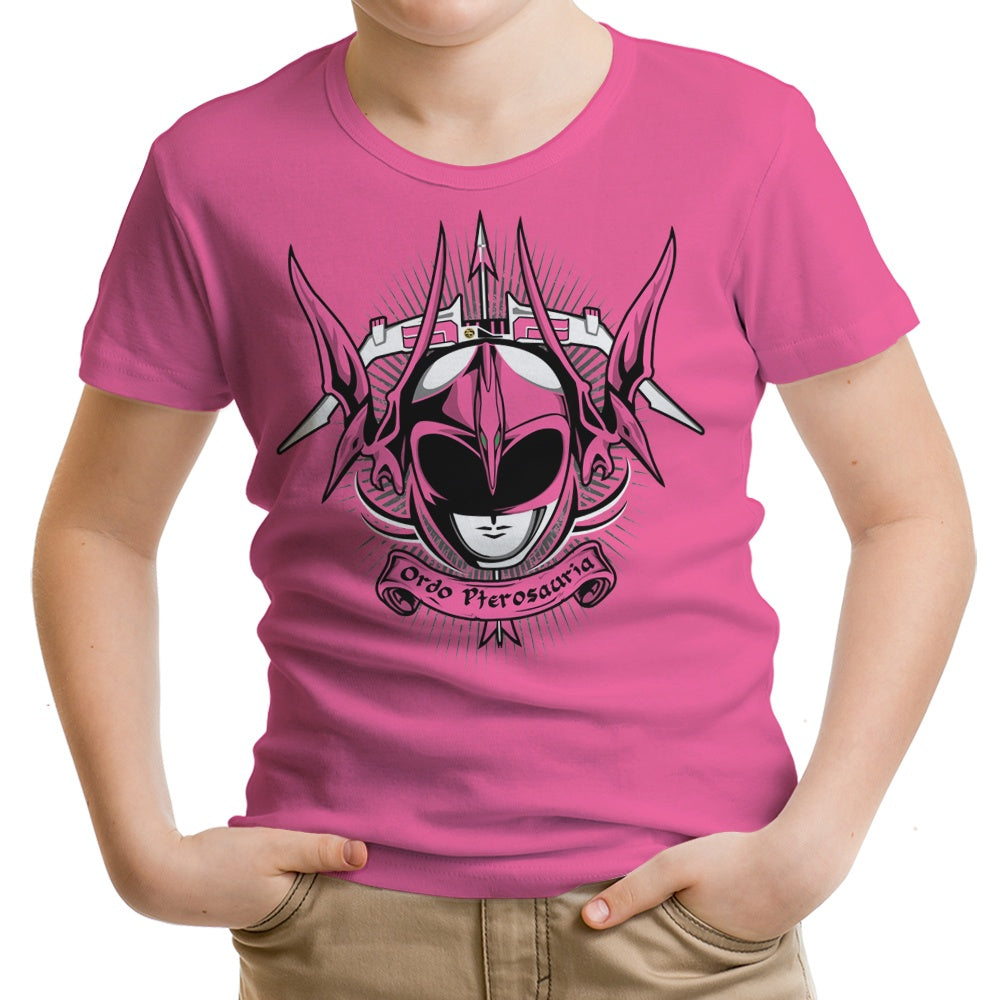 Rosea Ordo Pterosauria - Youth Apparel