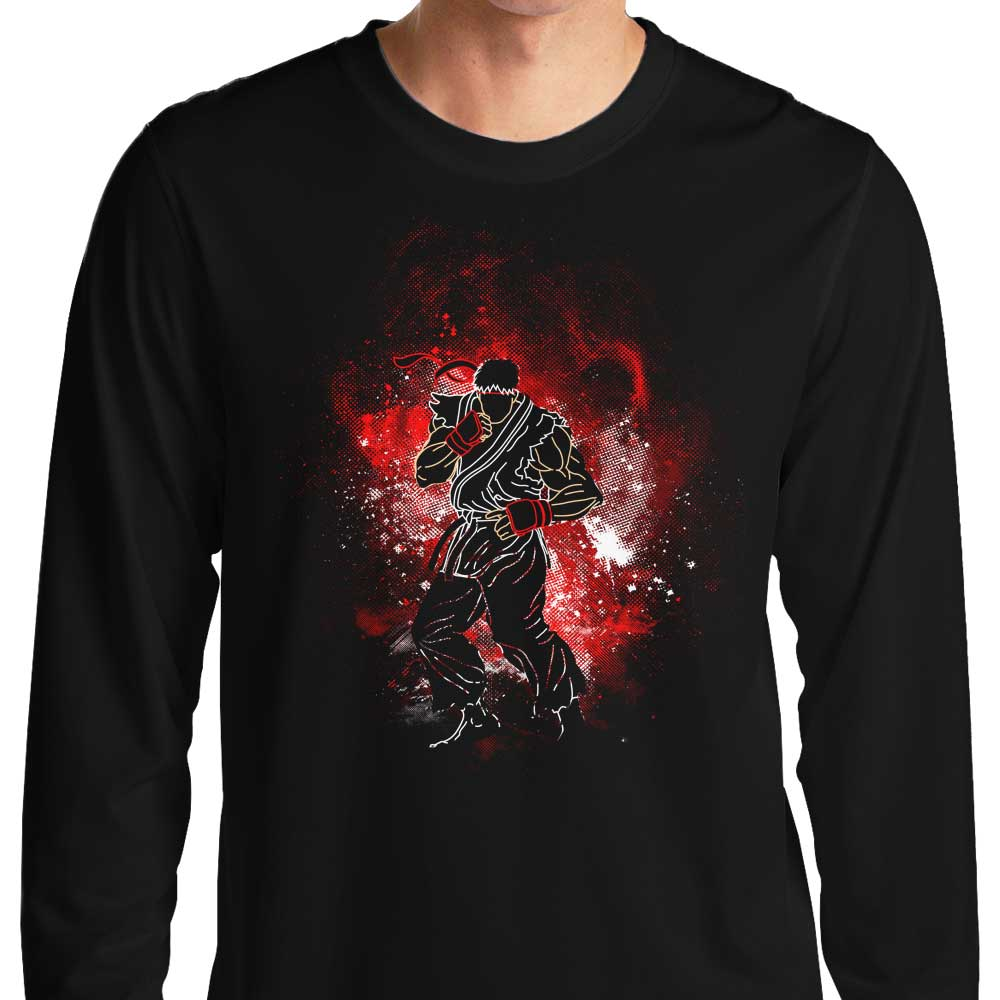 Ryu Art - Long Sleeve T-Shirt