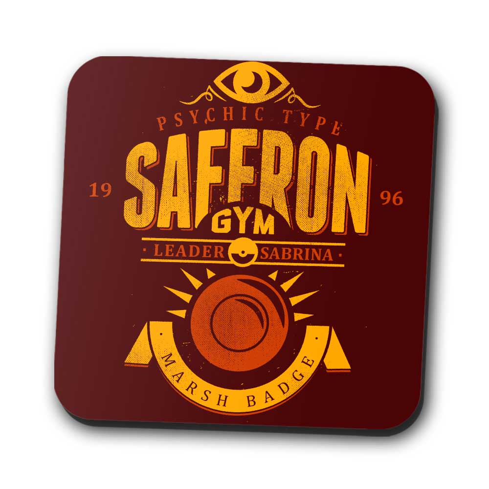Saffron City Gym - Coasters
