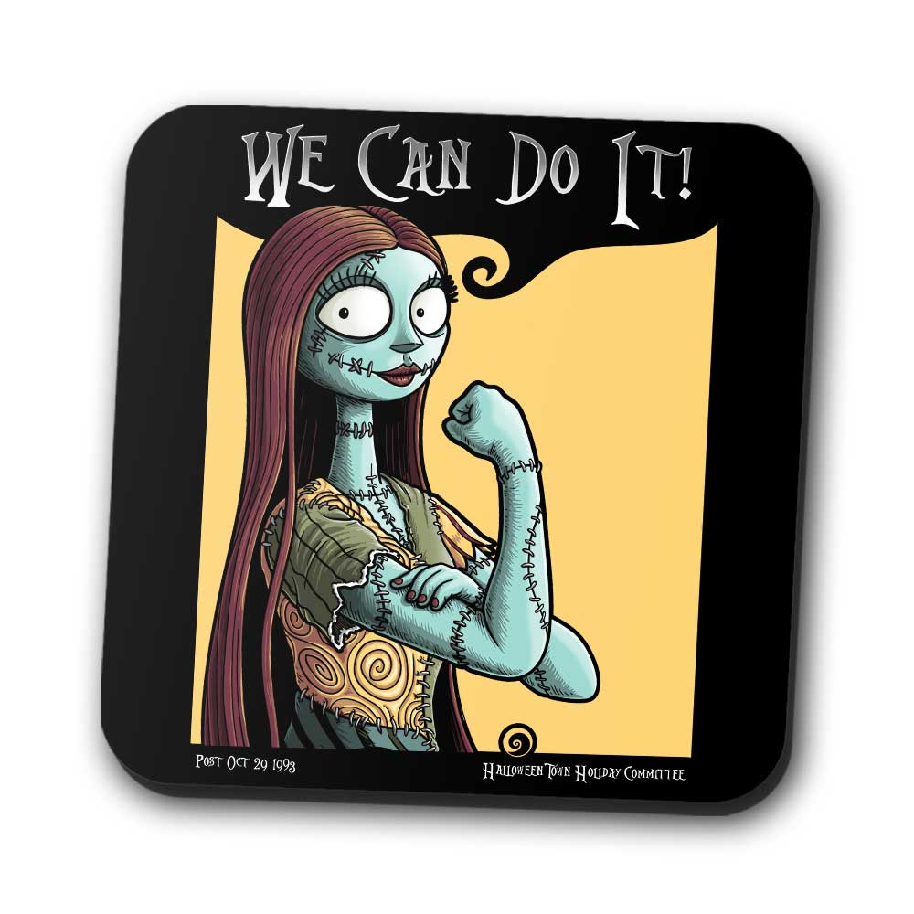 Sally Can Do It - Coasters