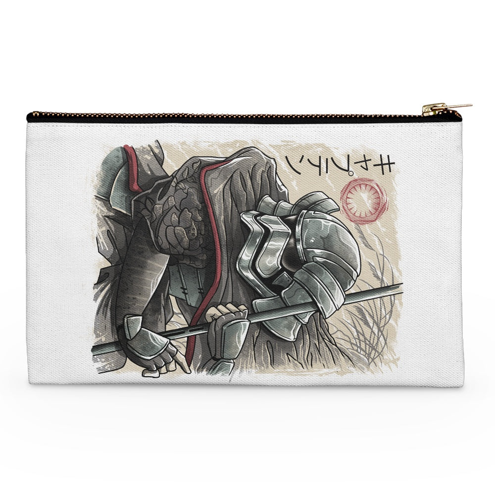 Samurai Captain - Accessory Pouch