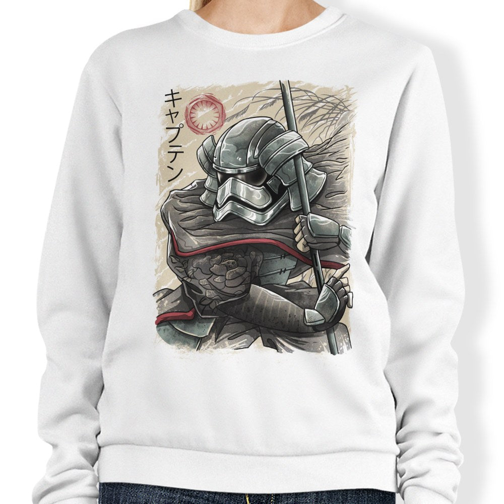 Samurai Captain - Sweatshirt